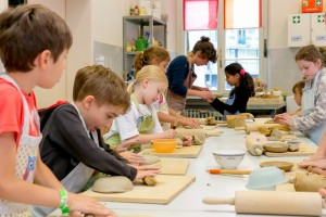 Exkursion kulturelle Bildung, Schule, Wandertag, Töpfern